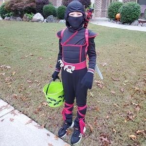 Other - Stealth Ninja Child Costume